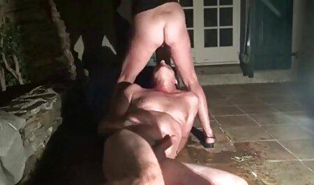باربر با یک شوهر عکس سکسی ساک عجیب سرخ می شود.