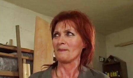 نانسی fucks سوار سکس عکس کیر یک dildo.