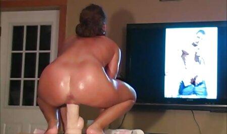 شلخته سیاه توسط یک مرد سفید لعنتی می فیلم سکس ر شود.