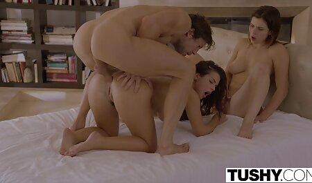 زن روسی موافق رابطه جنسی با رهگذر فیلم سکس زهرا است.