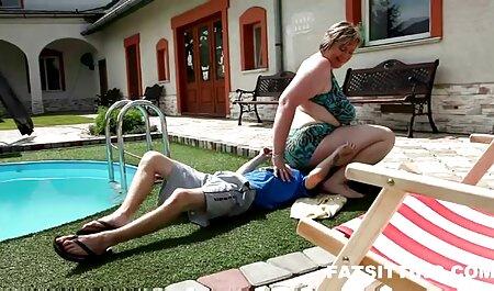 سبزه بر فیلم سکس سوپر روی یک عضو شریک پرش می کند و به پایان می رسد.