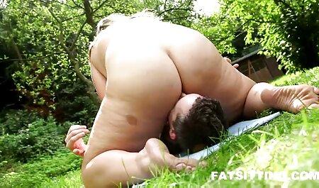 پسر عموی پس از عکس سکس متحرک حشری نوازش در یک بیدمشک سفت می شود.